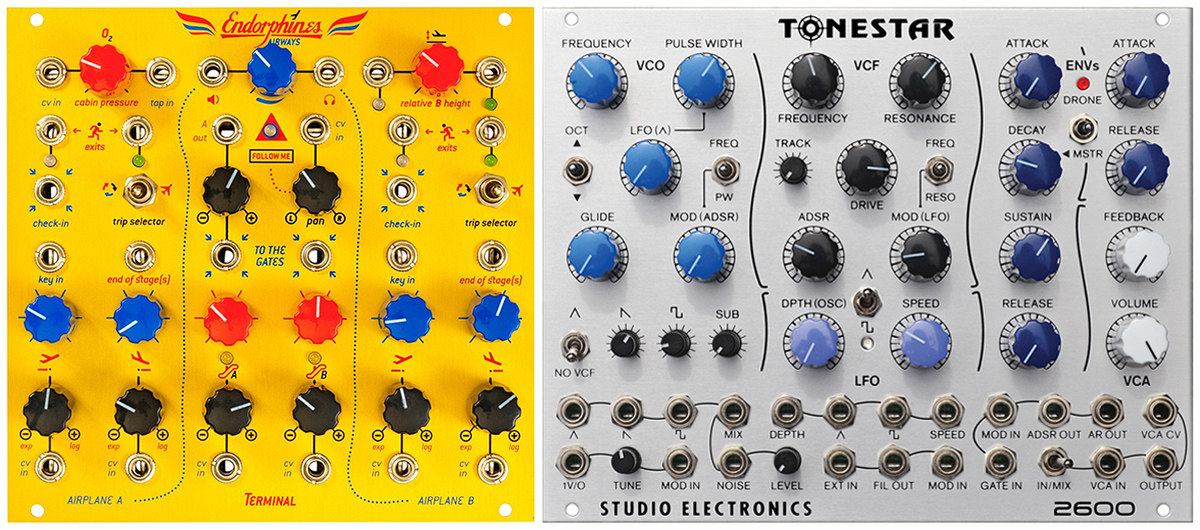 Eurorack Modules Oct/ Nov 2016 2