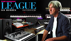 Ian Burden's Interview to KORG