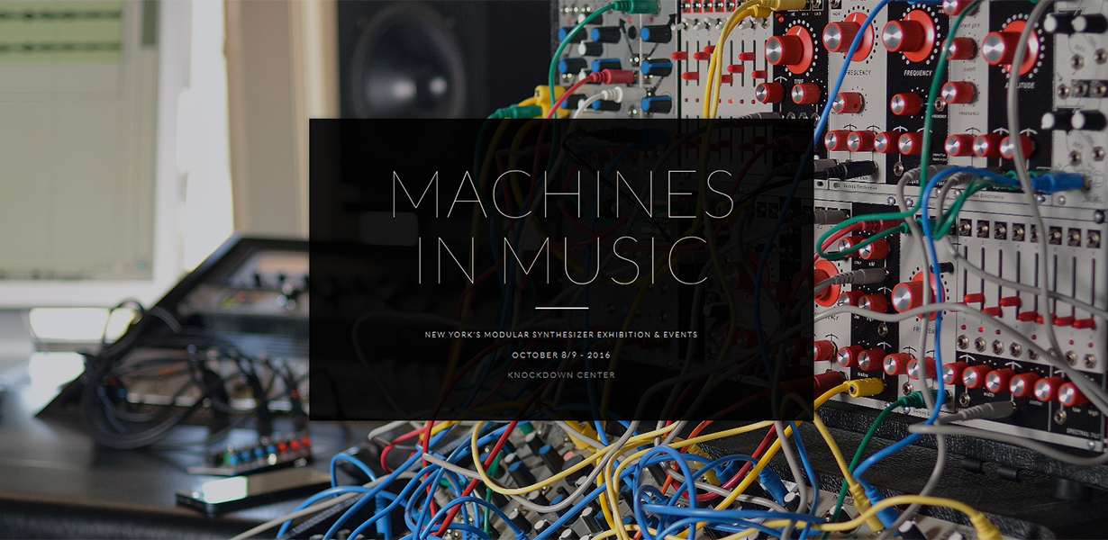 Machines in Music