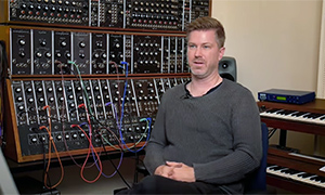 Moog Modular, Mike Borish