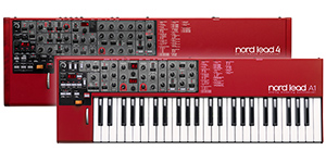 Nord Lead A1 & Nord Lead 4