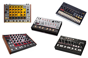 Percussion/ Bass Synths