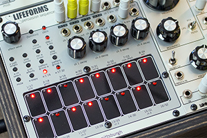 PGH Lifeforms Percussion Sequencer