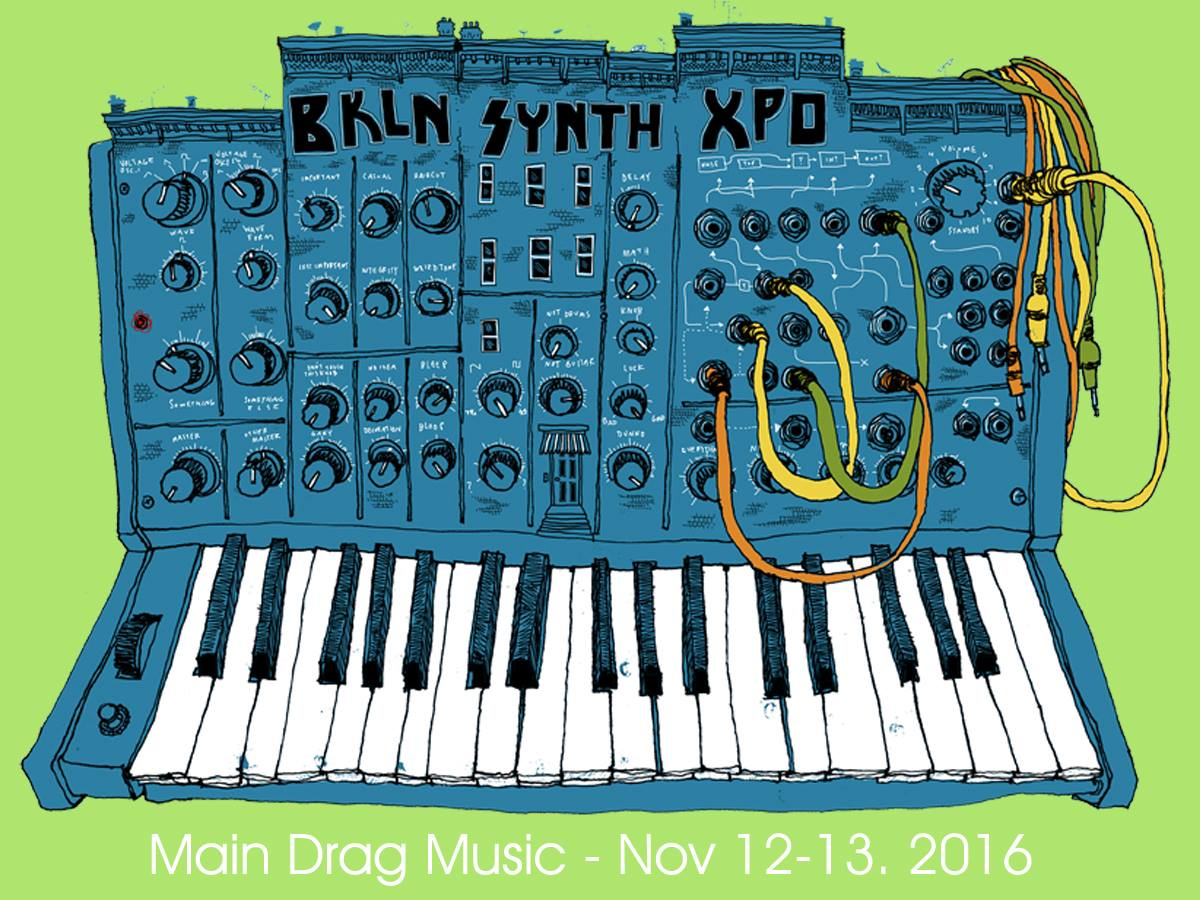 Brooklyn Synth Xpo