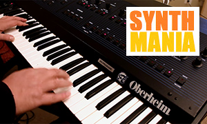 Synthmania, new videos