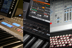 TOP arranger workstations