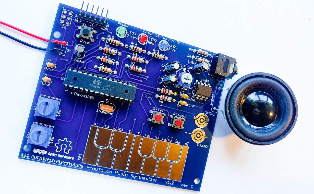 MIDI -контроллеры и примочки 38
