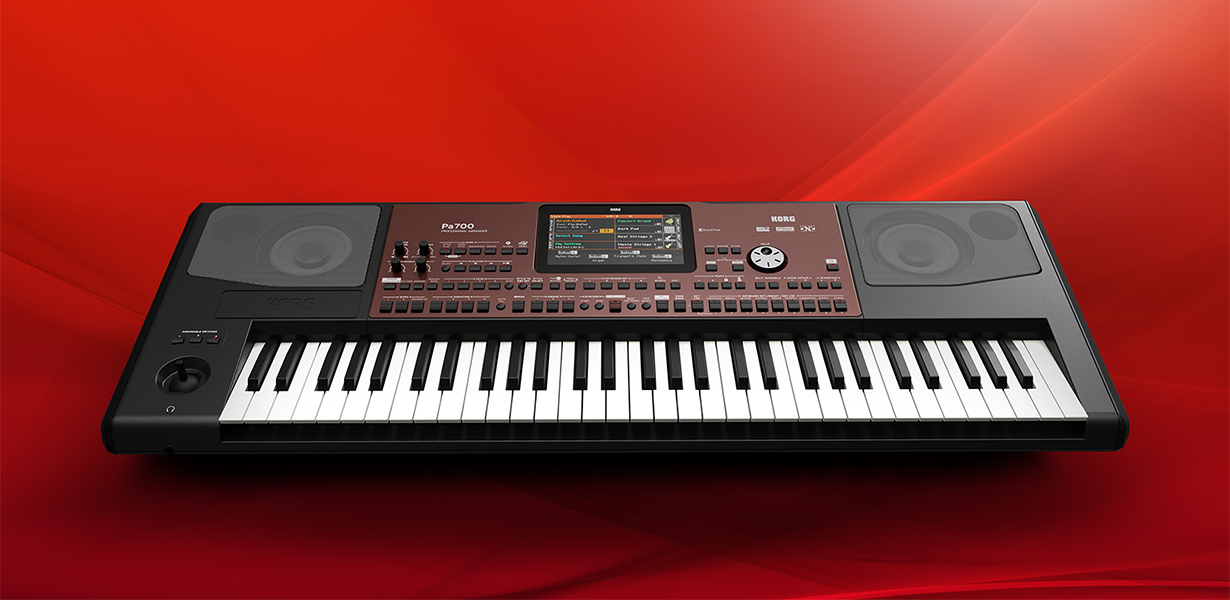 News - Korg imposes new standards on music arrangers