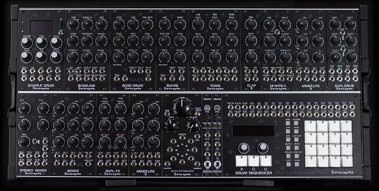 Erica Synths Techno System
