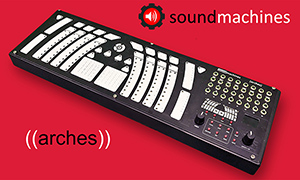 Soundmachines (arches)