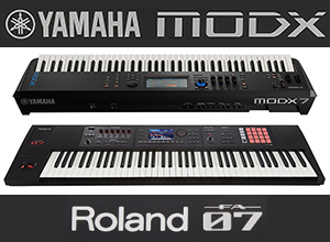 Articles - Roland FA vs  Yamaha MODX: what will change in the market