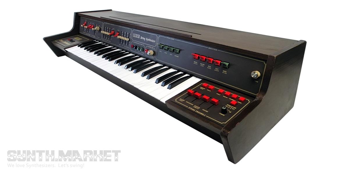 WALDORF Waldorf STVC String Synthesizer & Vocoder vinyl at Juno ...