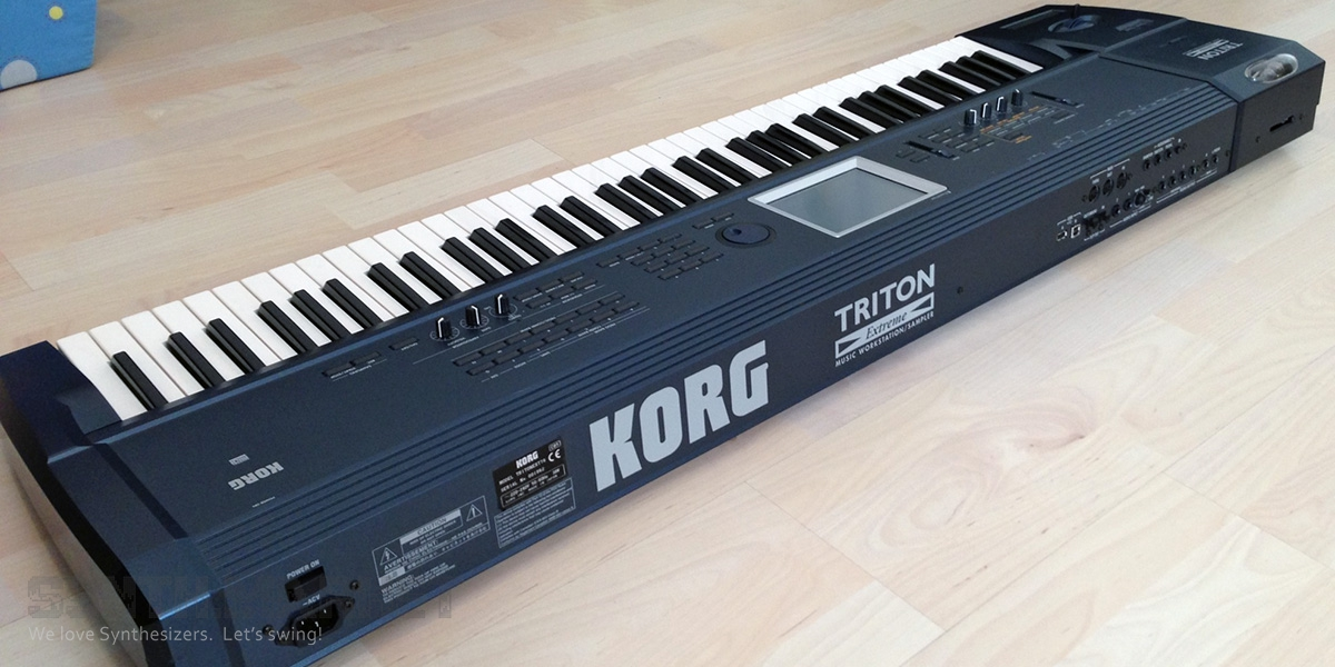 KORG TRITON EXTREME USB MIDI DRIVER FOR WINDOWS 8