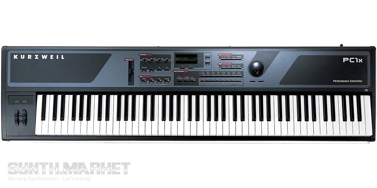 Kurzweil Pc1x Performance Synthesizer