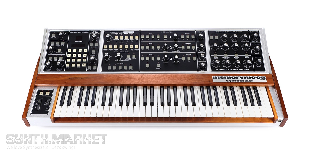 Memorymoog Plus