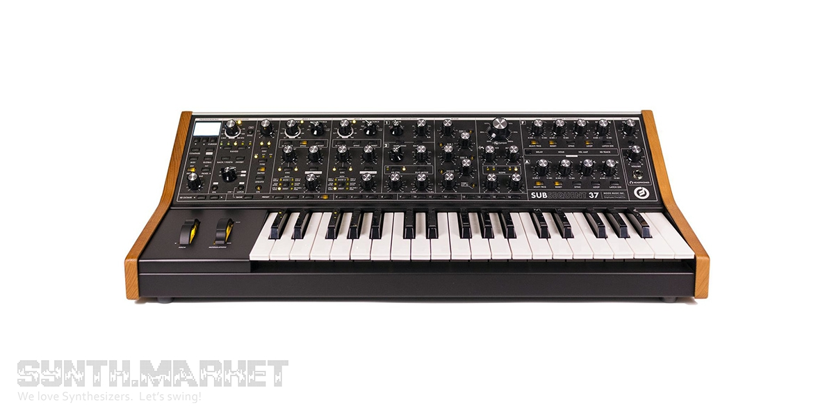 MOOG Subsequent37