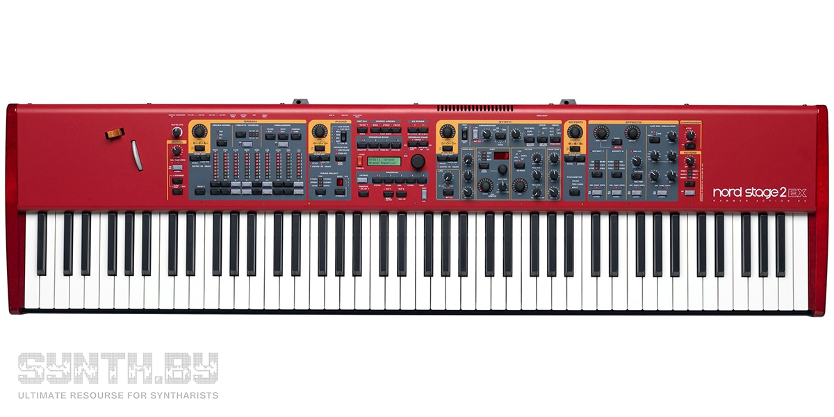 Clavia Nord Stage 2 EX 88