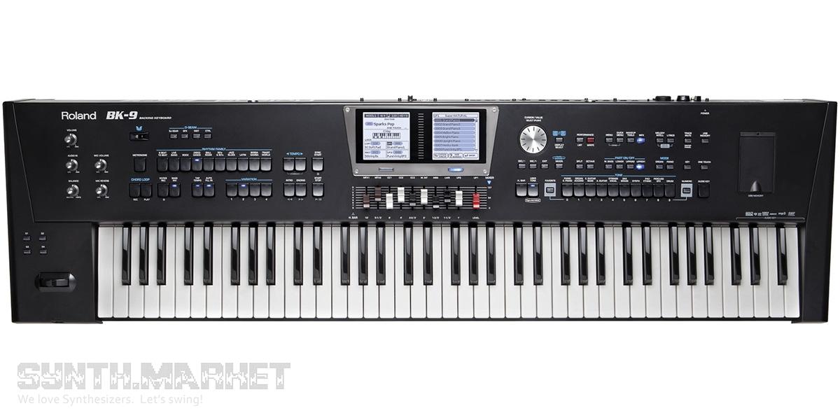 Articles - Korg Pa900, Roland BK-9, Yamaha PSR-S970 And