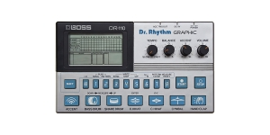 DR-110 Dr. Rhythm Graphic 1