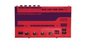Clavia Nord Micro Modular