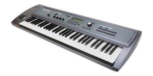 Vintage Keys Keyboard 3