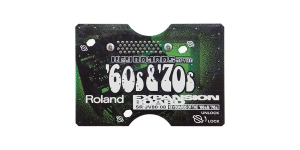 Roland SR-JV80-08 Keyboards of 60s&70s
