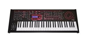 Waldorf Q Keyboard Phoenix Edition