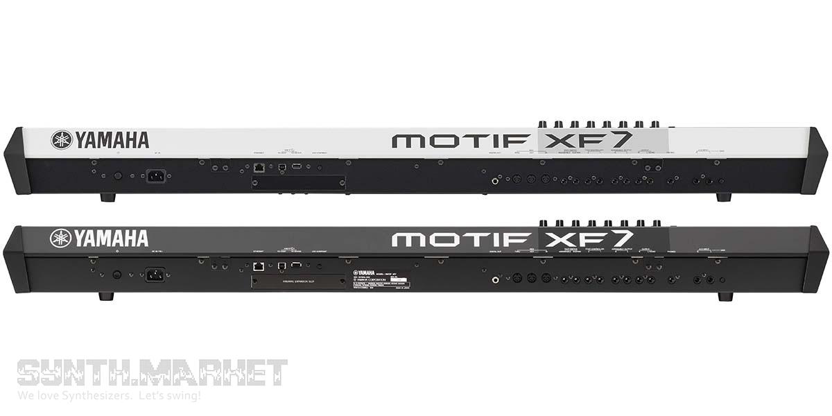 Yamaha MOTIF XF7
