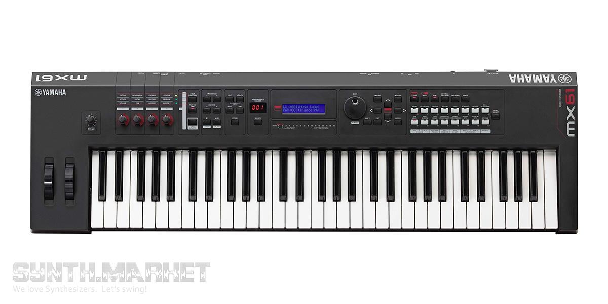 yamaha mx61 synthesizer